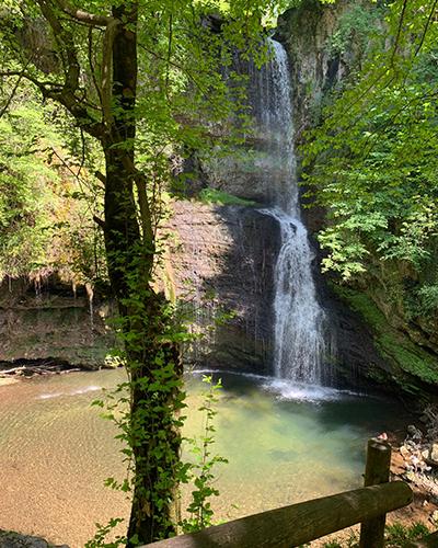 Gite in Lombardia: cascate di Ferrera a Varese