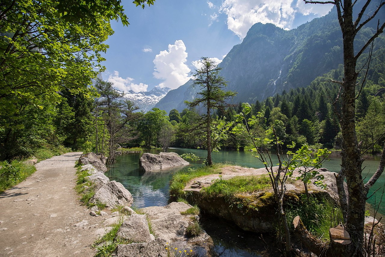 Val di Mello gite in Lombardia