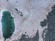 Neve rosa sulle Alpi: pericolo scioglimento ghiacciai