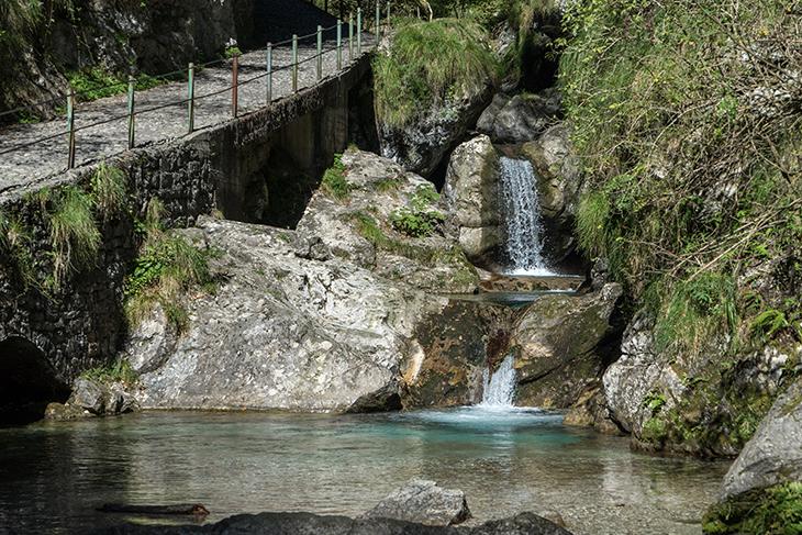 Val Vertova Lombardia