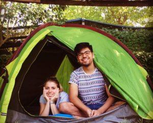 campeggi italia vicino Roma