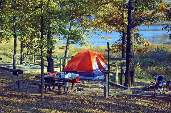 campeggi italia dieci indirizzi