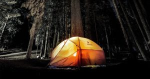 campeggi in montagna