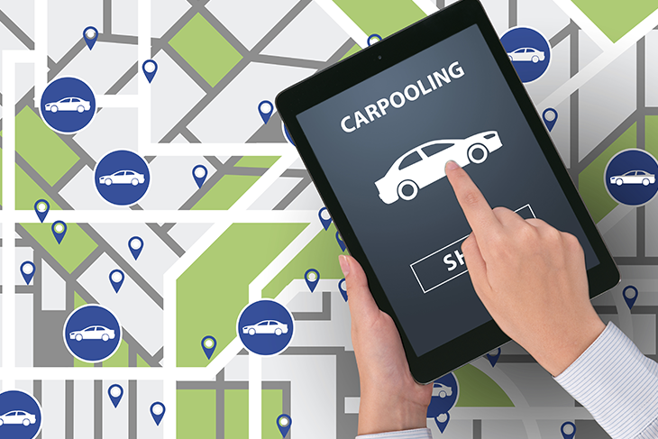 Car pooling vs car sharing: qual è la differenza?