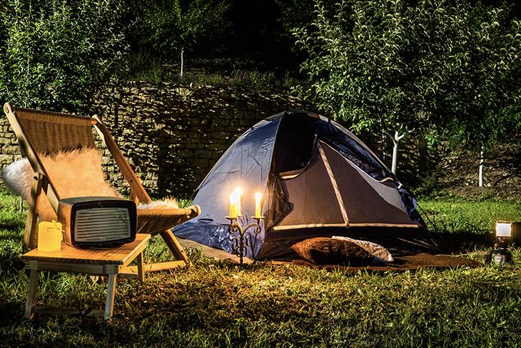 Garden Sharing: cos'è e come funziona la nuova alternativa low cost al campeggio classico