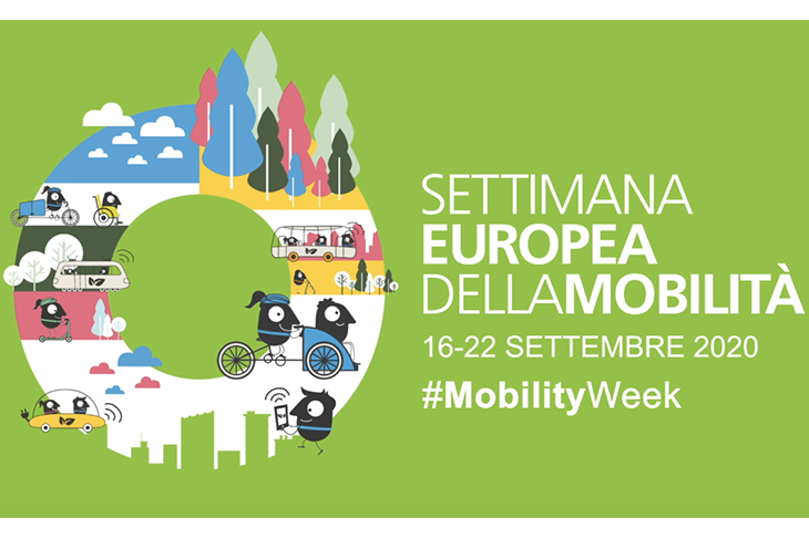 Settimana Europea della Mobilità sostenibile 2020
