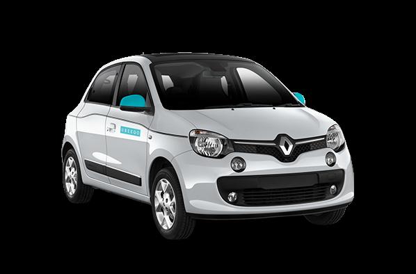 Car sharing Milano Ubeeqo
