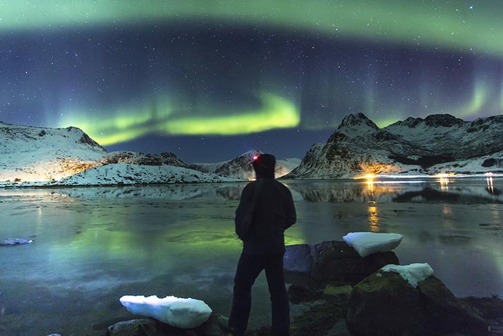aurora boreale i posti più suggestivi