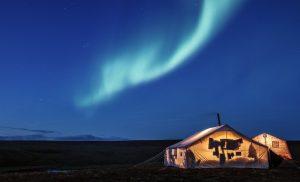 dove vedere l'aurora boreale in russia