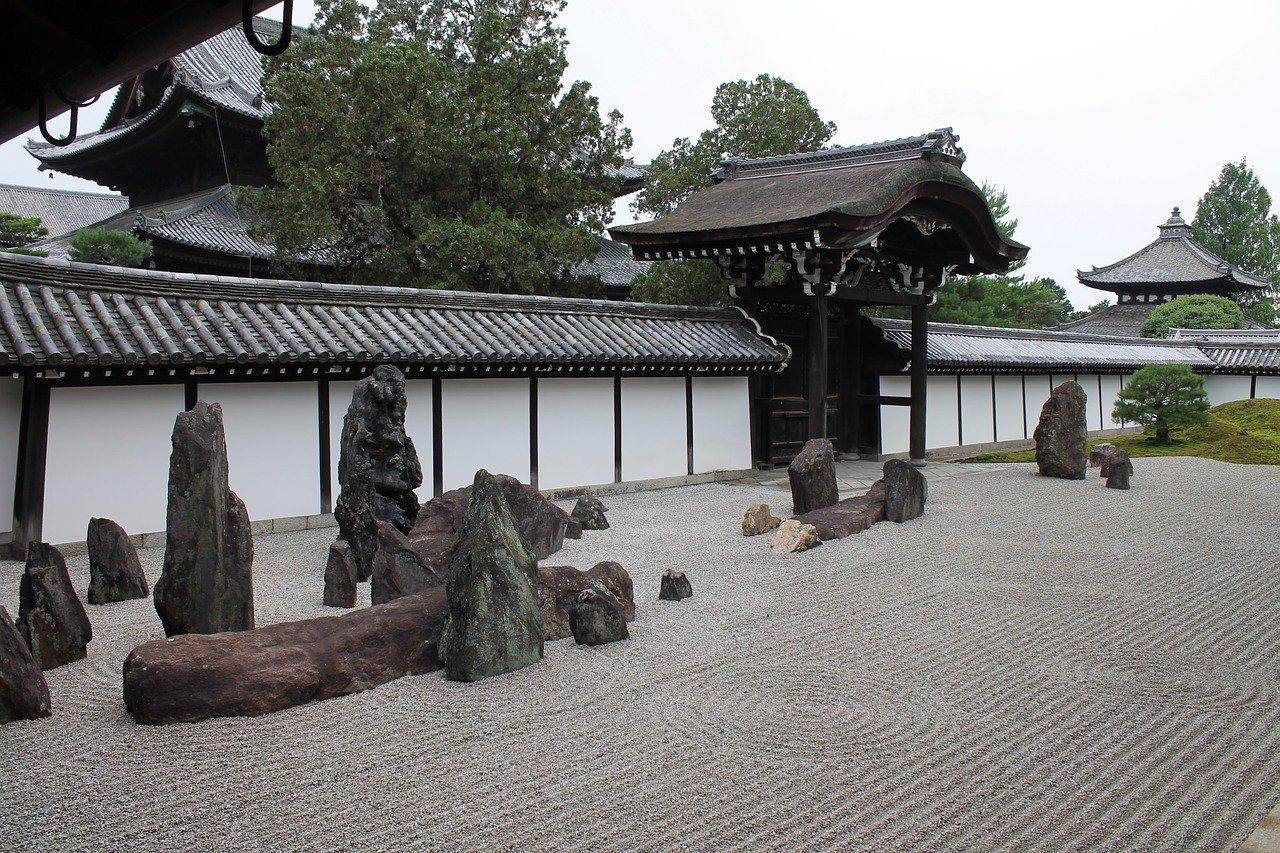 giardino zen cosa serve per farne uno