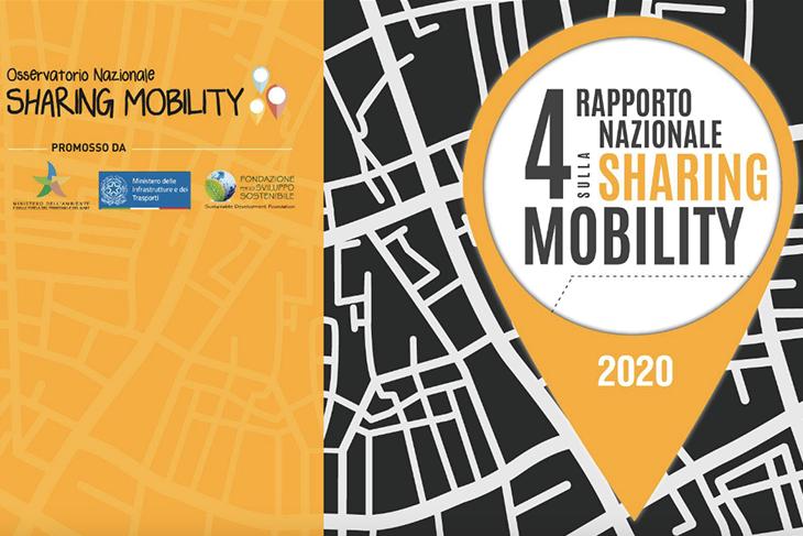 Rapporto Nazionale sulla Sharing Mobility: l'evoluzione dei servizi di mobilità condivisa