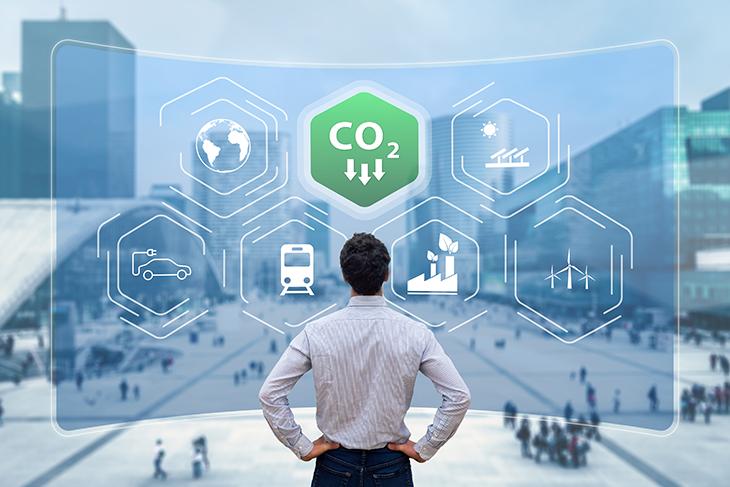 Emissioni CO2 come ridurle